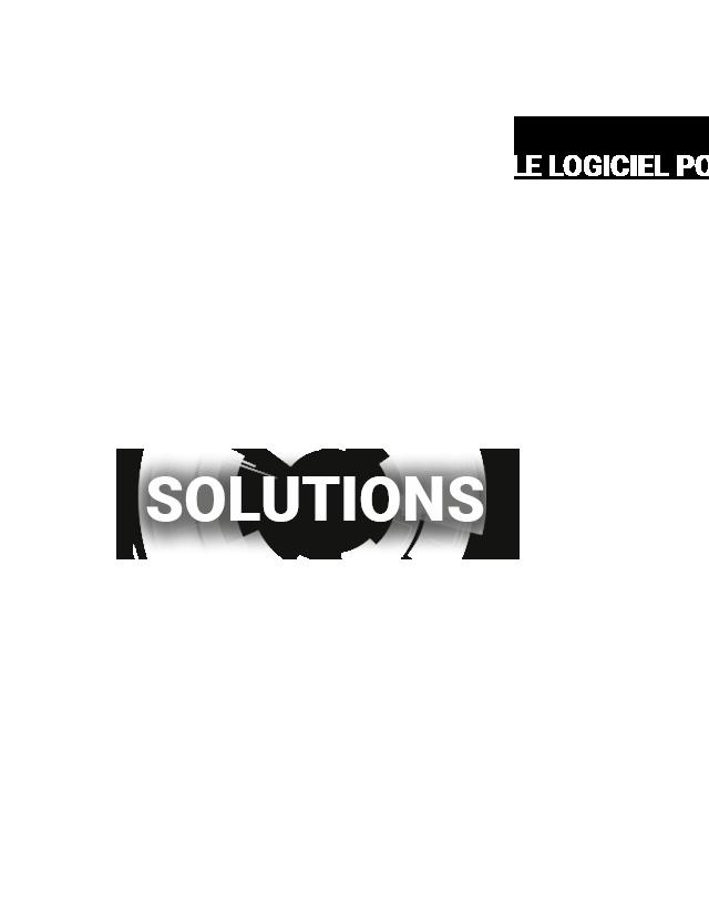 Découvrez nos solutions